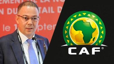 Photo de Le comité de discipline de la CAF rend son verdict final dans l'affaire Lekjaa