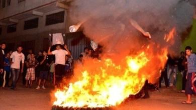 Photo de Achoura : Violences, sabotages et blessés parmi les forces de l'ordre