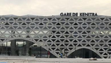 Photo de Prix Mondial d'Architecture et de Design : La gare de Kénitra primée