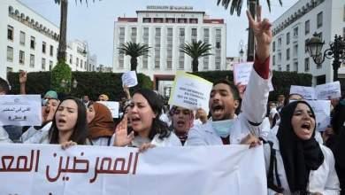 Photo de Après les médecins, les infirmiers entament un mouvement de contestation