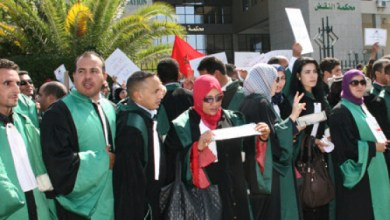 Photo de Des magistrats menacent d'ester le gouvernement en justice