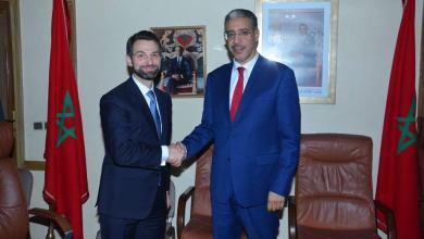Photo de Rabbah rencontre une délégation du MEDEF