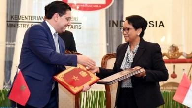 Photo de Maroc-Indonésie : Quatre accords signés à Jakarta