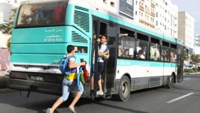 Photo de Casablanca. M'dina Bus part, le chaos s'installe