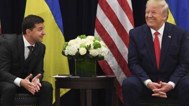 Photo de USA: deux protagonistes de l'affaire ukrainienne arrêtés pour violation des lois électorales