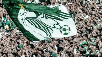 Photo de Les verts battus par l'Espérance de Tunis (2-0)