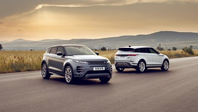 Photo de Range Rover Evoque. Sur les traces du Velar