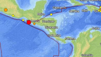 Photo de Vidéo. Un séisme frappe le Mexique