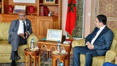 Photo de Laâyoune accueille le premier Consulat comorien