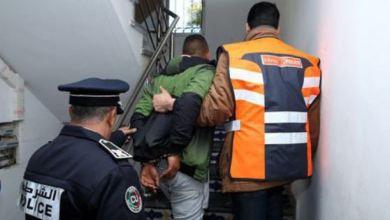 Photo de Casablanca: Tentative de vol sous menace d'arme blanche