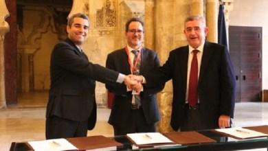 Photo de Espagne: Nouvel accord entre l'UM6P, le groupe OCP et Fertinagro Biotech