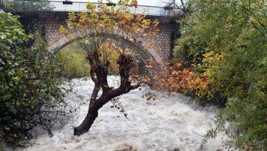 Photo de France: deux morts et quatre disparus dans des inondations sur la Côte d'Azur