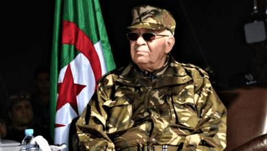 Photo de Algérie : Décès du général Ahmed Gaid Salah