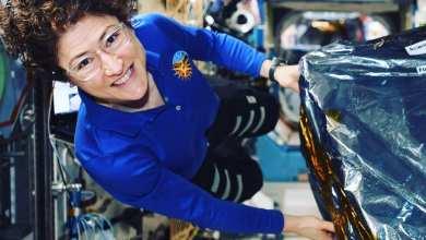 Photo de Le record du plus long vol spatial individuel féminin battu