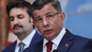 Photo de Turquie : L'ancien premier ministre Davutoglu lance son propre parti