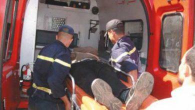 Photo de 8 morts et 42 blessés dans le renversement d'un autocar dans les environs de Taza