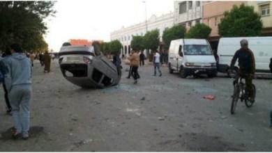 Photo de Khouribga : vingt supporters arrêtés après des violences