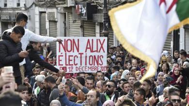 Photo de Algérie: deux centres de vote saccagés en Kabylie (vidéo)