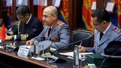Photo de Deuxième réunion de la Commission militaire mixte maroco-saoudienne à Rabat