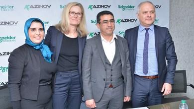 Photo de Schneider Electric et Kazinov s'allient pour une unité d'assemblage