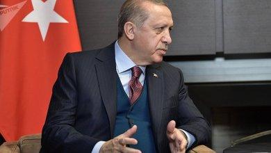 Photo de Erdogan menace le régime syrien et s'en prend à Moscou