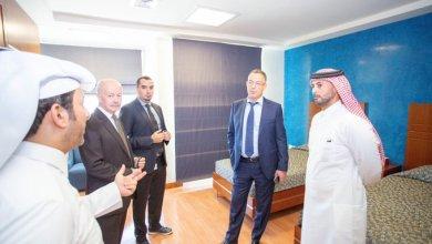 Photo de Médecine du sport. Fouzi Lekjaa parle coopération au Qatar