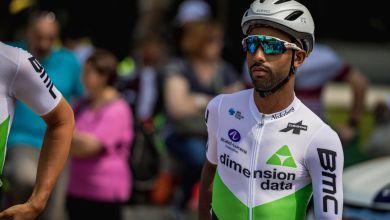 Photo de Après la polémique, le cycliste marocain Chokri quitte Israel-Start Up