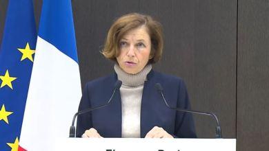 Photo de La ministre française des Armées au Maroc, pour «faire le point»