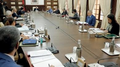 Photo de Trois textes de loi cruciaux sur la table du gouvernement