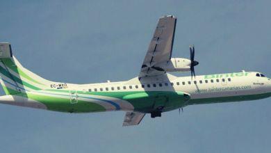Photo de Aérien: Binter renforce ses liaisons Maroc-Iles Canaries