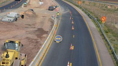 Photo de ADM. Attention travaux sur l'autoroute Rabat-Oujda