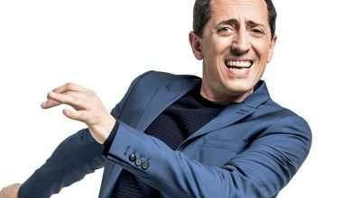 Photo of Gad El Maleh. Rire aux éclats de Jazz !