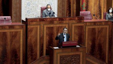 Photo de Chambre des conseillers: un oral d'El Otmani mardi