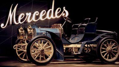 Photo de Mercedes. 120 ans d'un nom inspiré à Tanger