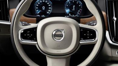 Photo de Volvo Cars. Le bridage à 180 km/h entre en production