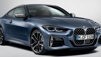Photo de BMW Série 4. Un faciès très osé