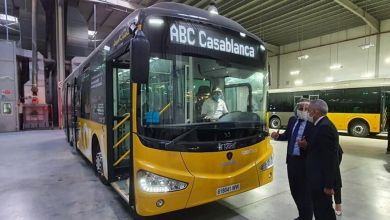 Photo de Casablanca: le renouvellement du parc de transport est en marche