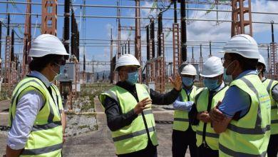 Photo de Interconnexion électrique Maroc-Espagne: réparation d'une avarie sur 490m de profondeur