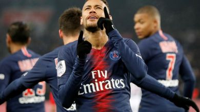 Photo de Neymar débouté face au FC Barcelone