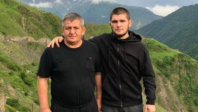 Photo de Coronavirus : Décès d'Abdulmanap Nurmagomedov entraîneur de MMA