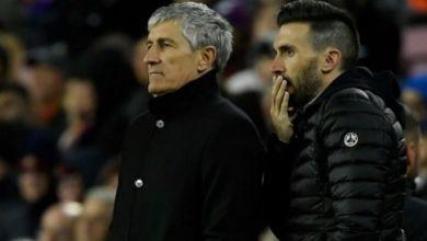 Photo de FC Barcelone : tensions entre Setien et son assistant