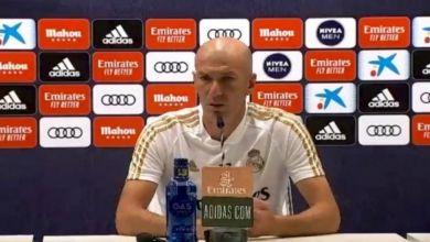 Photo de Le Real va-t-il remporter la Liga ? Zidane répond