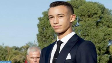 Photo de Le Prince Héritier Moulay El Hassan décroche le bac, mention «très bien»