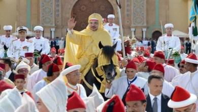 Photo de Fête du Trône : report des cérémonies et des festivités