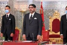 Photo de Fête du Trône: le Roi Mohammed VI adressera ce samedi un discours à la Nation
