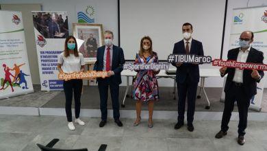 Photo de TIBU Maroc et Lydec s'allient pour promouvoir l'innovation sociale par le sport