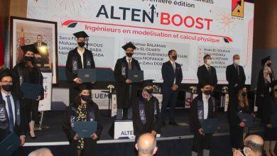 Photo de Programme Alten Boost : une édition bouclée avec succès, la seconde lancée