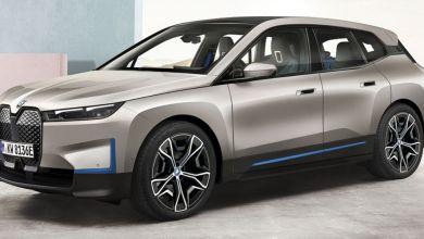 Photo de BMW iX, hélice surélevée et survoltée