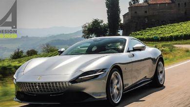 Photo de Ferrari Roma, une beauté récompensée