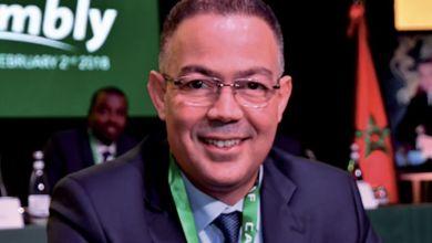Photo de Conseil de la FIFA : Fouzi Lekjaa dépose sa candidature